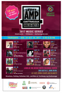 Levitt Amp Chattanooga Music Series -Avery Sunshine @ Bessie Smith Cultural Center | Chattanooga | Tennessee | United States