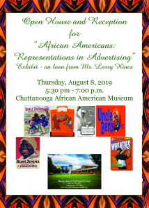 Exhibit Open House and Reception @ Bessie Smith Cultural Center